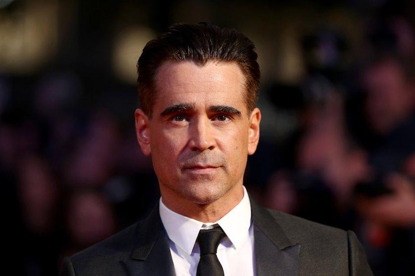 Colin Farrell had na dronken nacht 56 takes nodig om één zin juist te krijgen