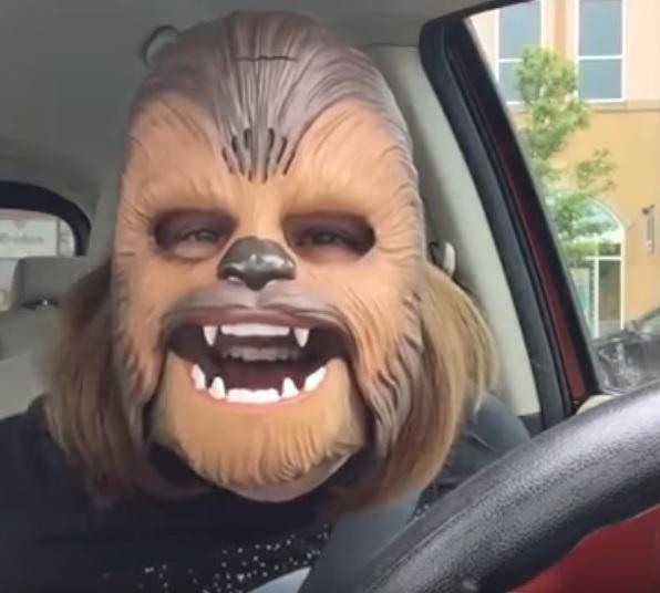 YAY! Chewbacca Mom gaat vloggen voor TLC