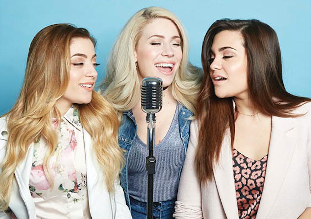 Songfestival-zusjes: wie zijn Shelley, Amy en Lisa eigenlijk?