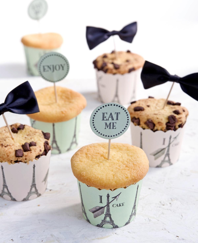Traktatietip cupcakes