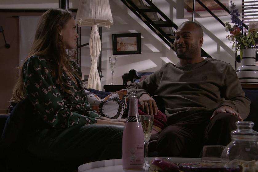 Zwangere Marly van der Velden verklapt: verwacht 'GTST'-personage Nina ook nog een kindje?