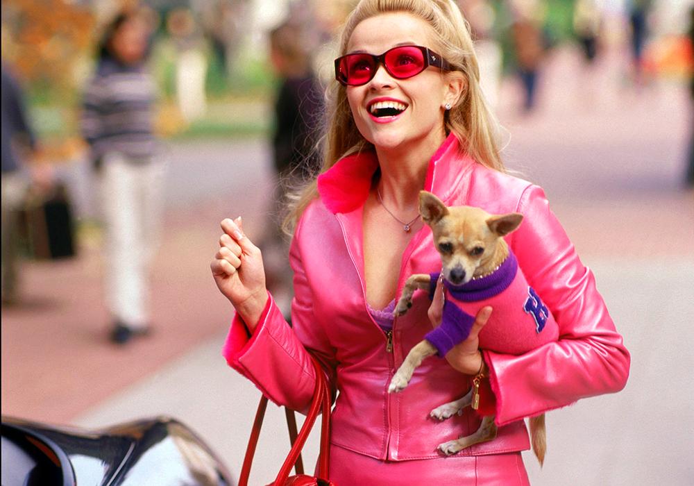 YES: Reese Witherspoon is helemaal klaar voor 'Legally Blonde 3'