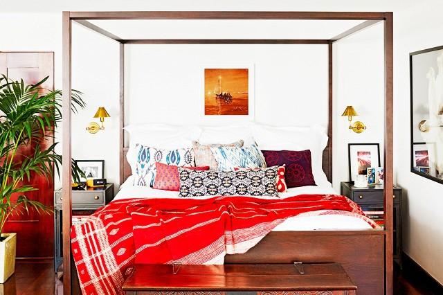 Zien: dit zijn de dreamy slaapkamers van je favoriete it-girls!
