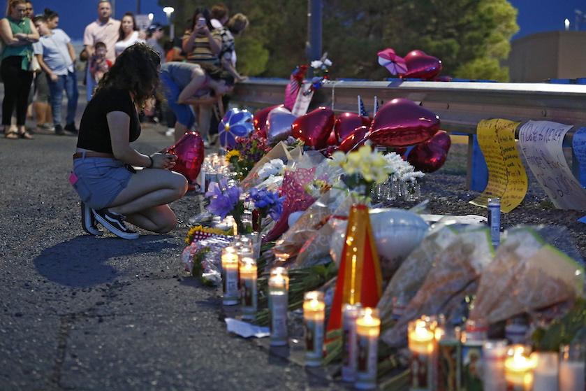 En dan breekt je hart: moeder geeft leven voor baby tijdens schietpartij El Paso