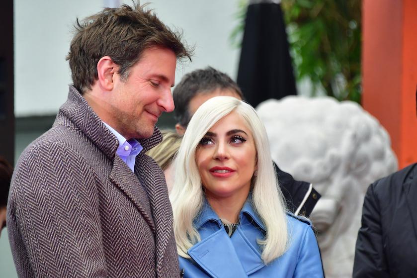 Lady Gaga doet boekje open over 'affaire' met Bradley Cooper