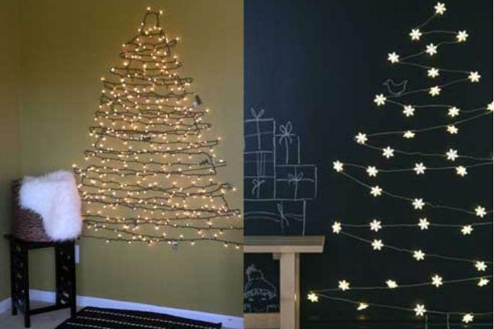 De leukste alternatieven voor een kerstboom op een rijtje