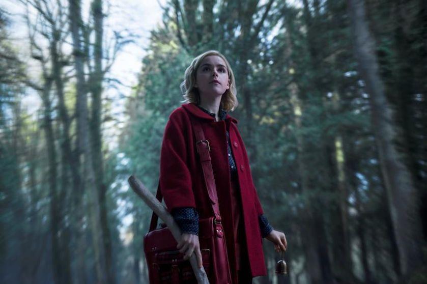 De engste films en series op Netflix om te kijken met Halloween