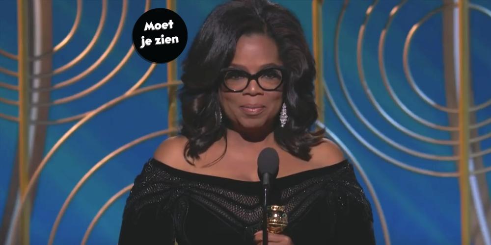 Van Oprah tot Astrid Joosten: dit zijn de vijf televisiemomenten waar iedereen het deze week over had