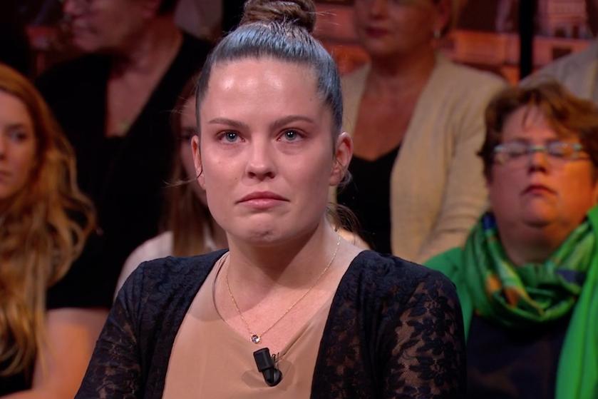 Robin Martens in tranen bij 'Beau', maar Twitter is meedogenloos