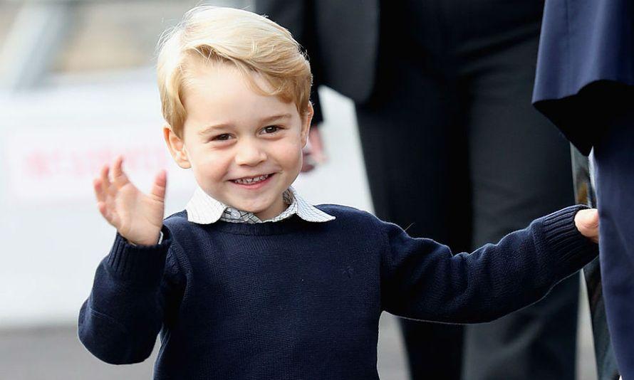 Hiep hiep hoera! Prins George viert vandaag zijn vijfde verjaardag