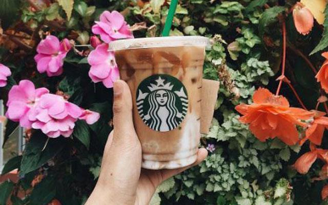 Yum! Je kan bij Starbucks nu ook amandelmelk bestellen