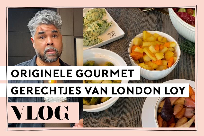 Flair TV: Kirsten tovert bijzondere gourmetgerechtjes op tafel met tv-kok London Loy