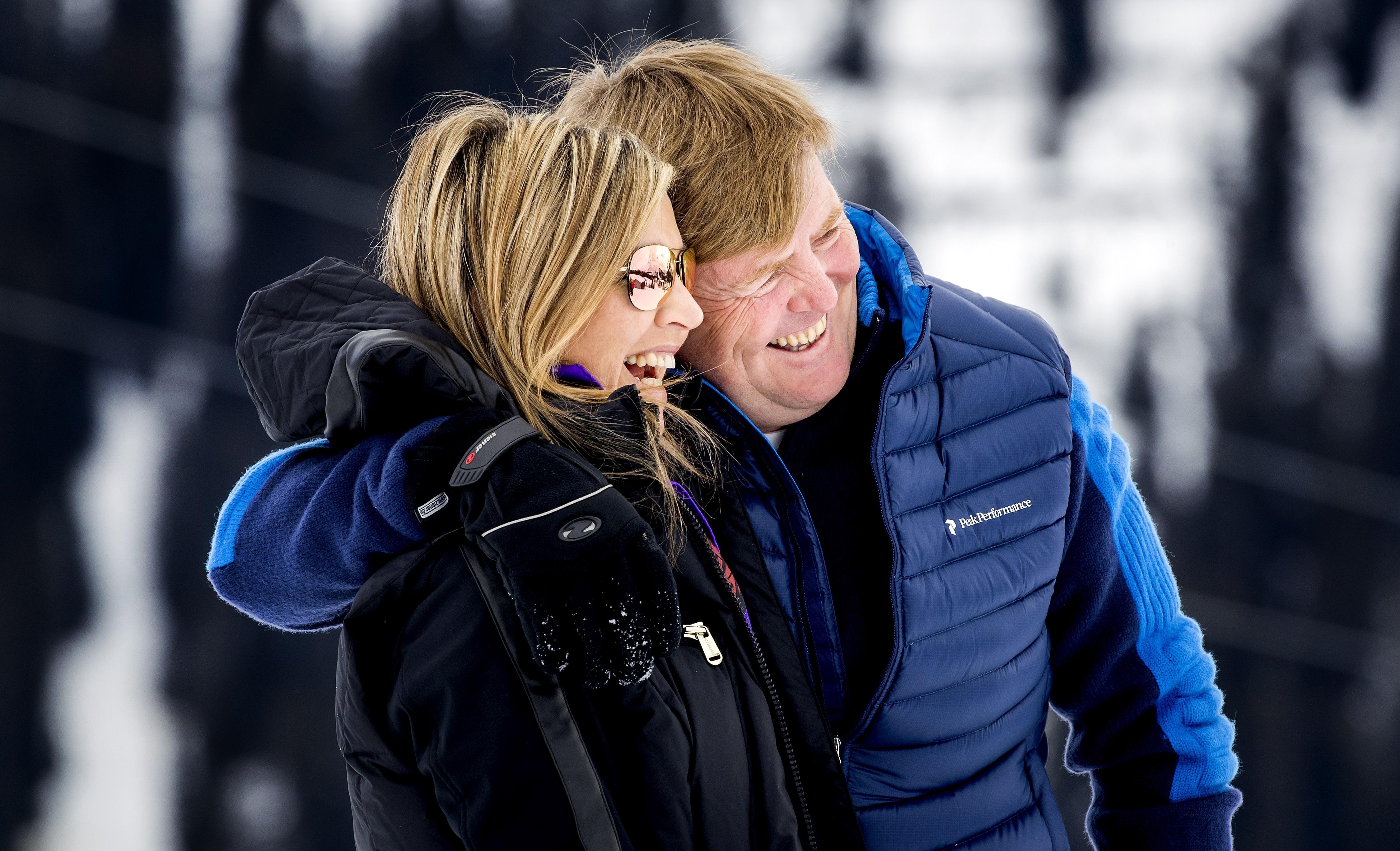 Zien: de nieuwe foto's van koning Willem-Alexander en zijn gezin