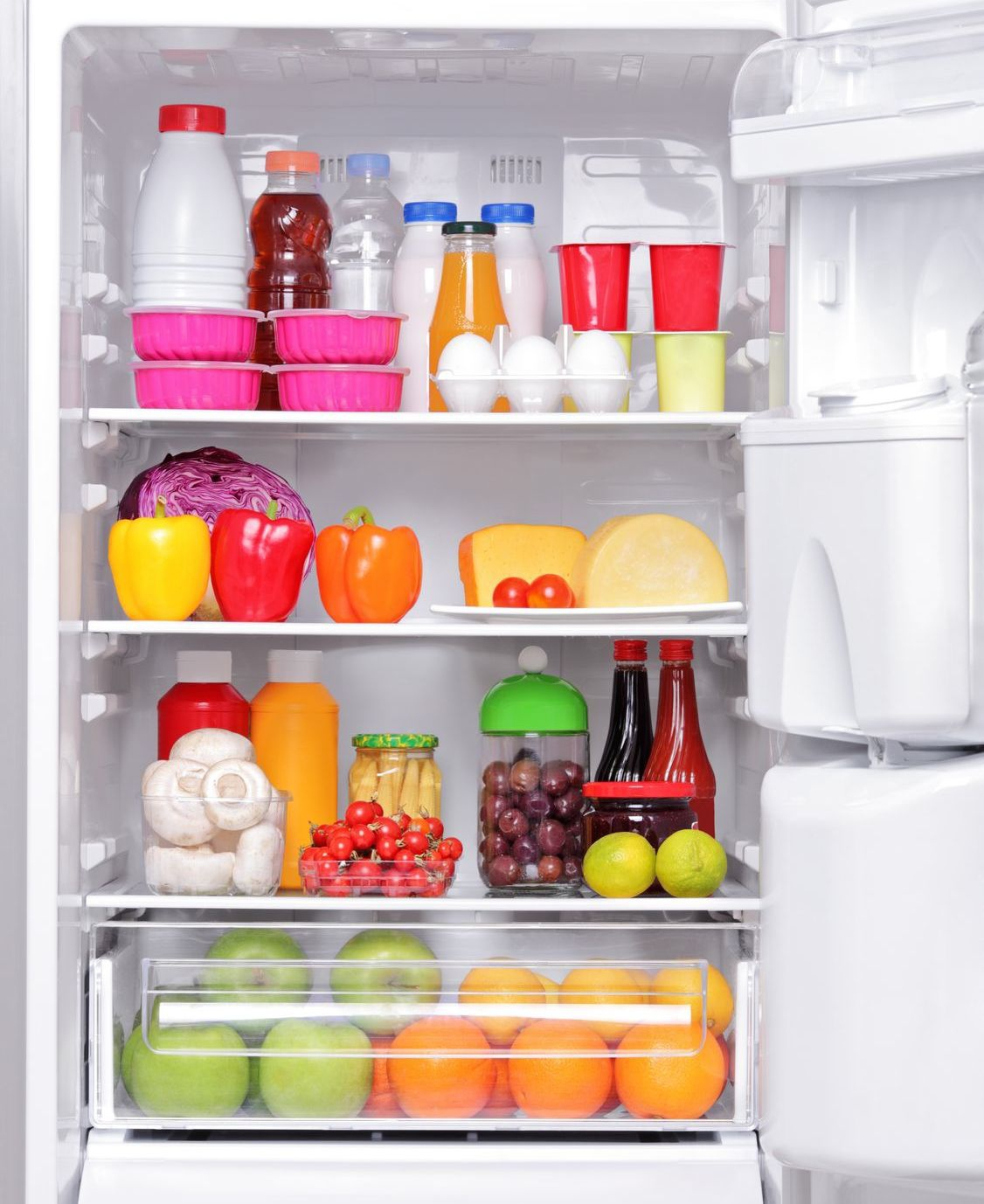 Trucje: zo ruikt je koelkast altijd fris