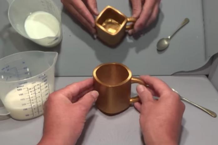 Vierkant of rond: welke vorm heeft deze mok volgens jou?
