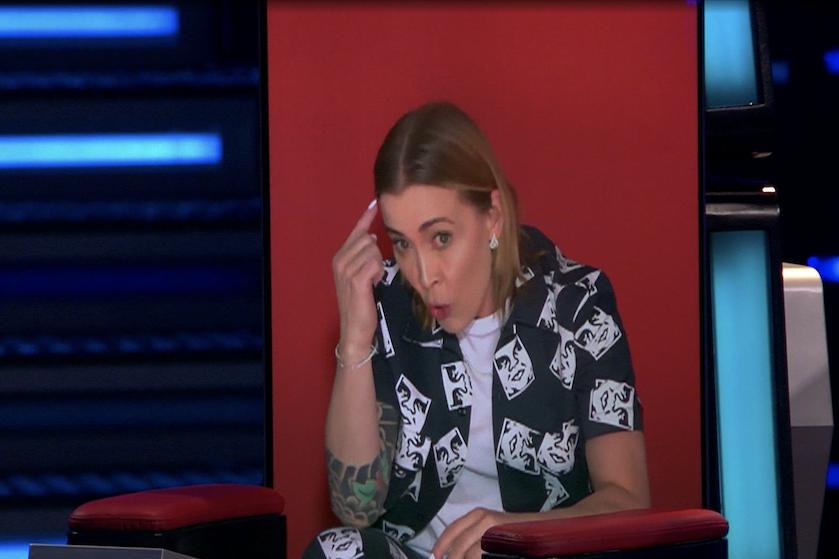 Keert Anouk terug bij 'The Voice'? 'Dan moet je concluderen dat dit gewoon niet jouw programma is'