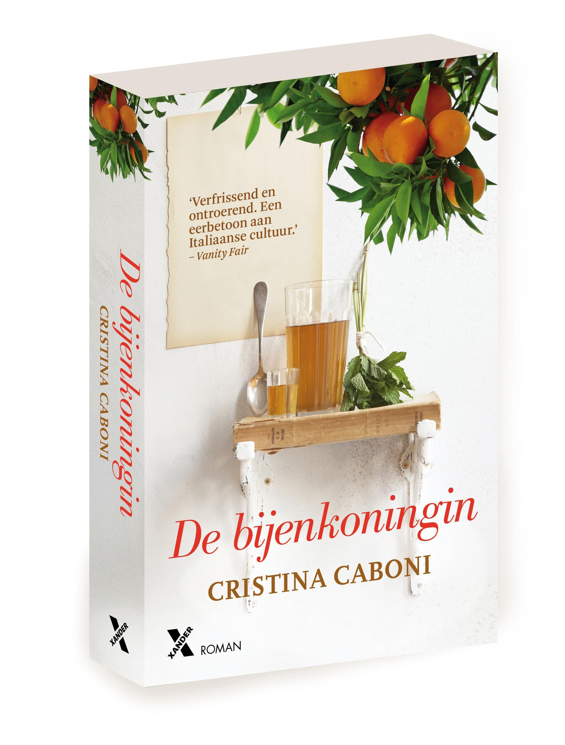Win! Het boek 'De Bijenkoningin' van Cristina Caboni