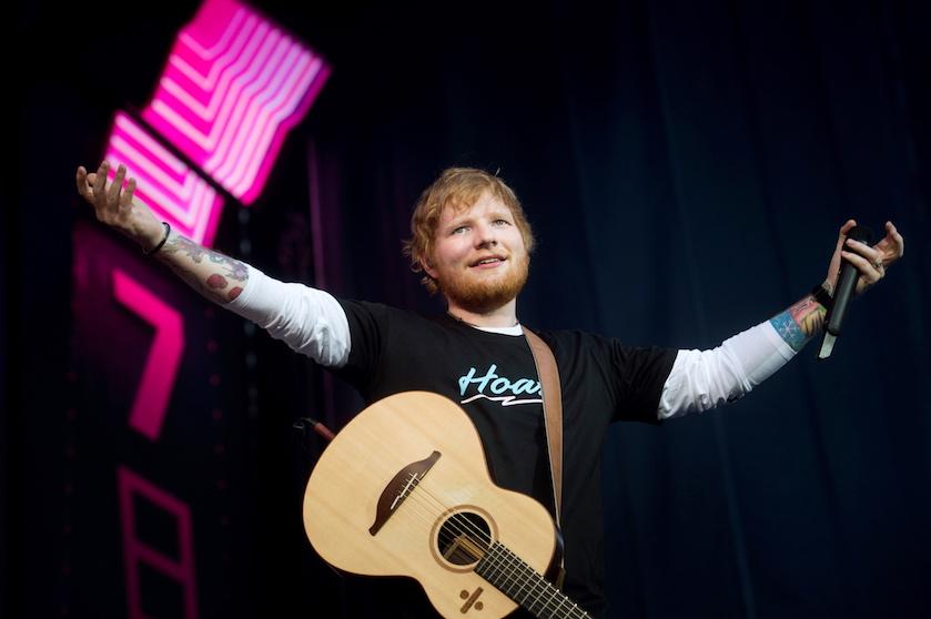 Jammer! Ed Sheeran last muzikale pauze in (maar wel om een hele speciale reden)