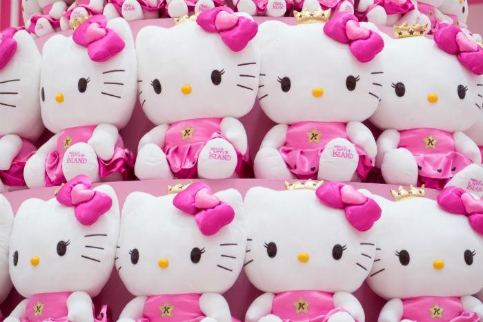 Maak vanaf eind juni een ritje in een heuse Hello Kitty-trein