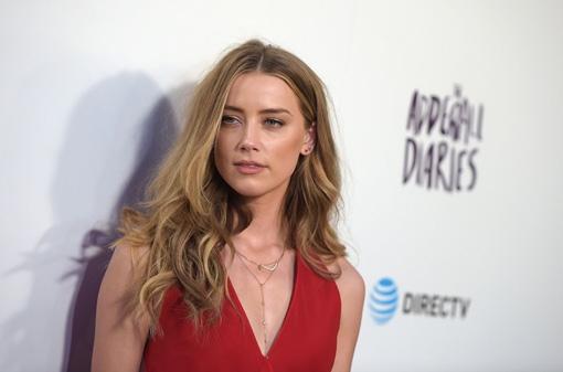 Heeft Amber Heard de mannen ingeruild voor dit Britse topmodel?