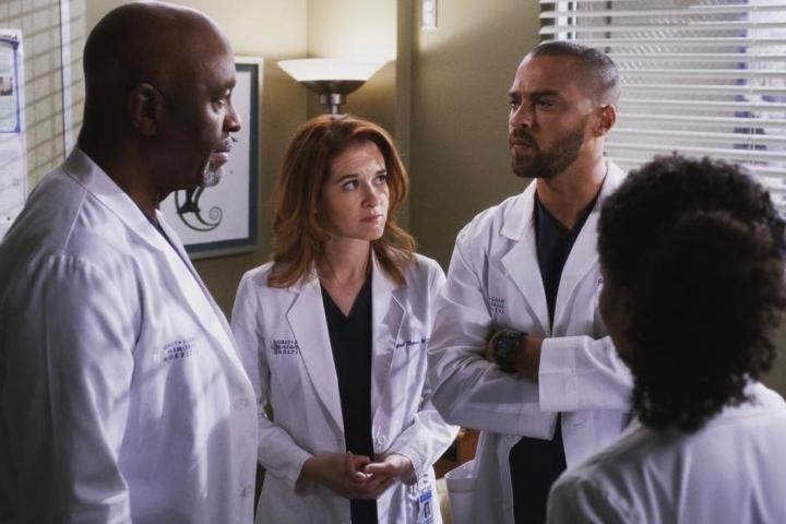 YES: dit nieuwe personage komt in het 14e seizoen van 'Grey's Anatomy'