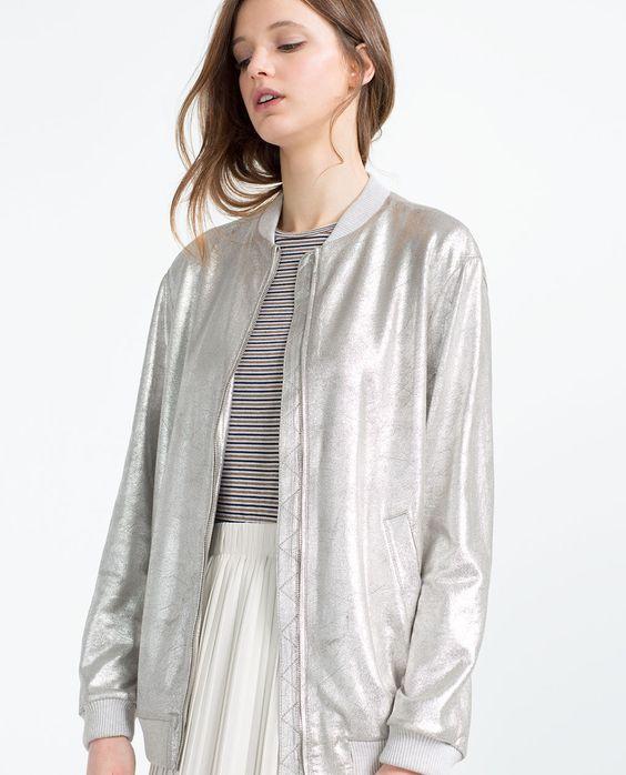 Trend: metallic