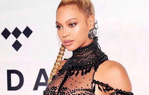 ZIEN: Nieuwe zwangerschapsfoto's van Beyoncé