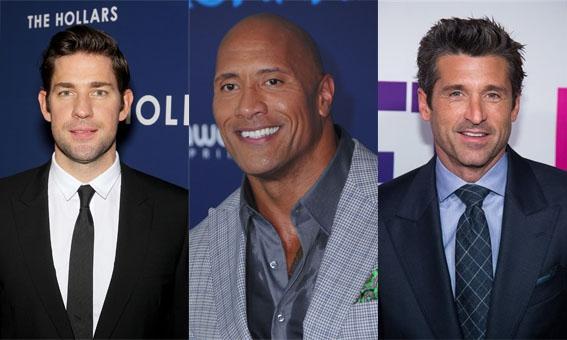 OH LA LA: Deze acteur is zonet verkozen tot 'Sexiest Man Alive'