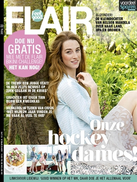 In het blad | Flair 23