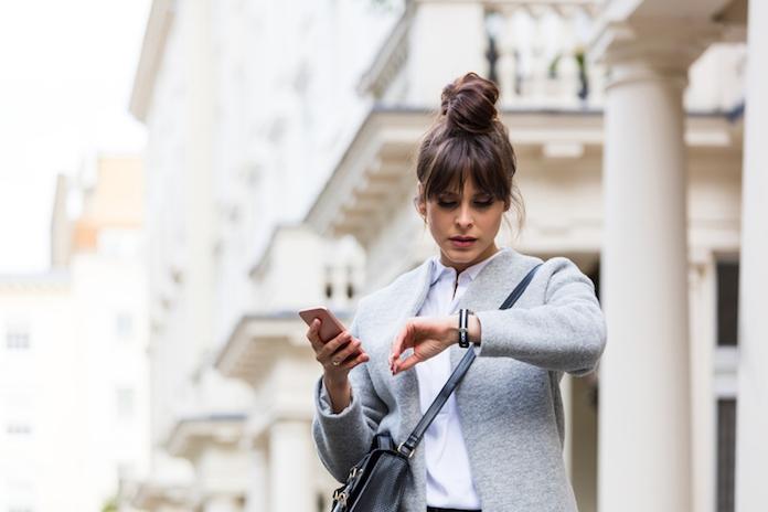 Volgens een deskundige: vooral aantrekkelijke vrouwen komen te laat