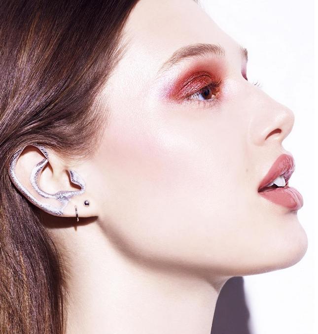 Trendalert: make-up op je oor