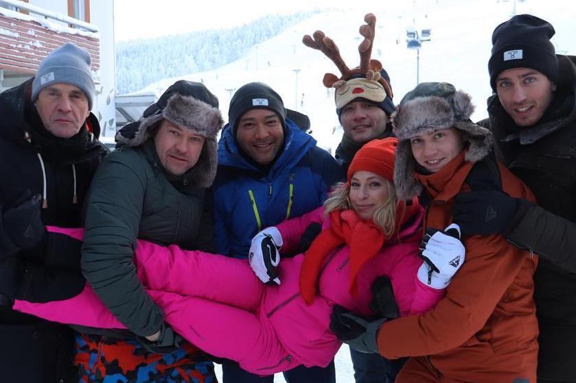 GTST deelt eerste beelden van jubileumaflevering in Lapland
