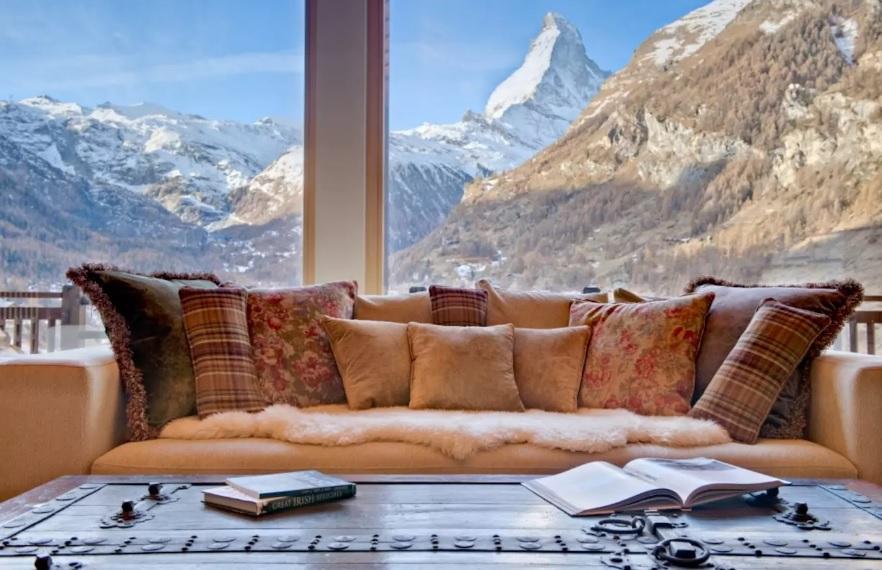 Wow: dit zijn de 10 meest luxe winterchalets op Airbnb
