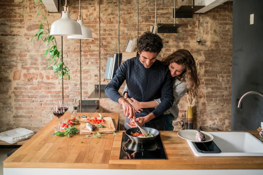 Hap slik zeg: 'Ik kan iedereen aanraden om op deze manier te experimenteren in de keuken'