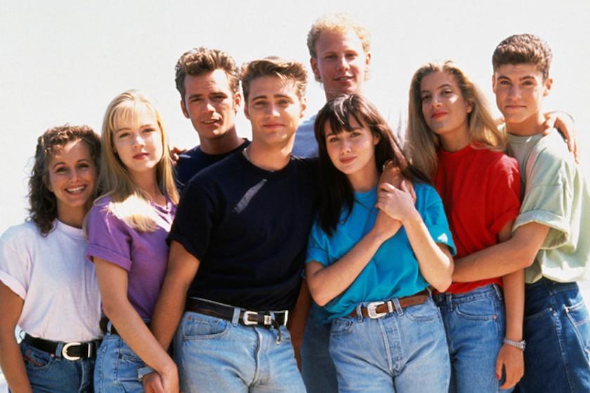 Dus toch: deze twee 'Beverly Hills, 90210' acteurs hebben een spannend avontuurtje gehad met elkaar