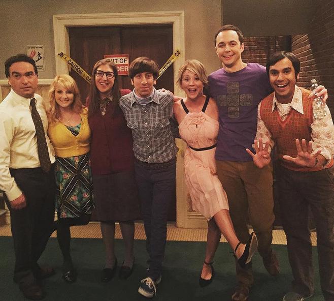 Yes: 'The Big Bang Theory' krijgt nog zeker twee seizoenen