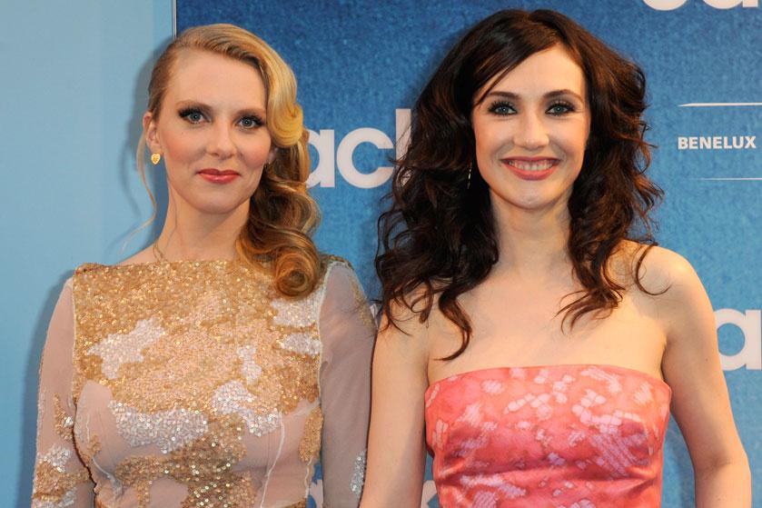 Jelka en Carice willen eigen serie voor Romana uit 'B&B Vol Liefde'
