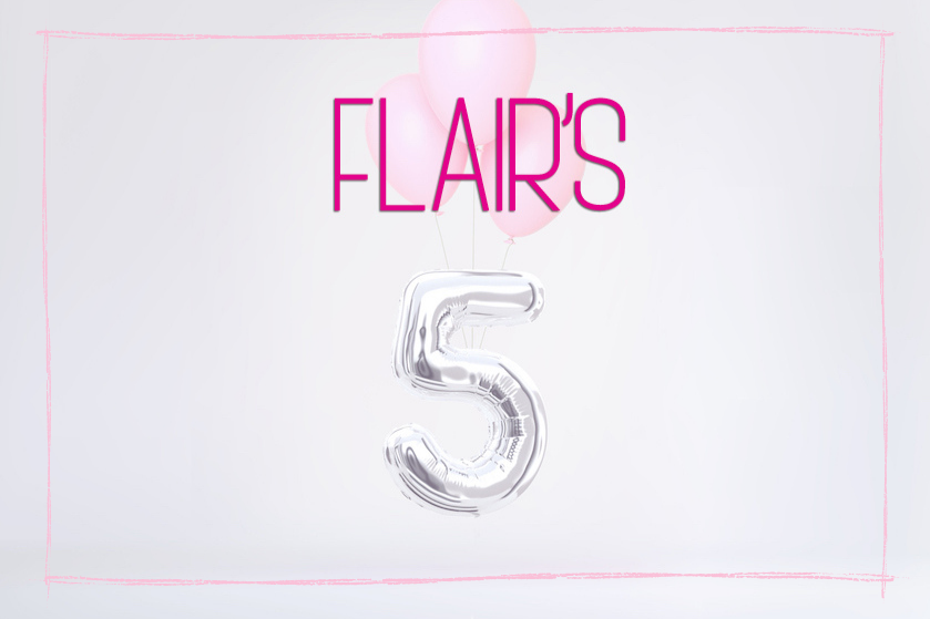 Flair's 5 favorites: 5x knappe dingen die je gewoon nodig hebt