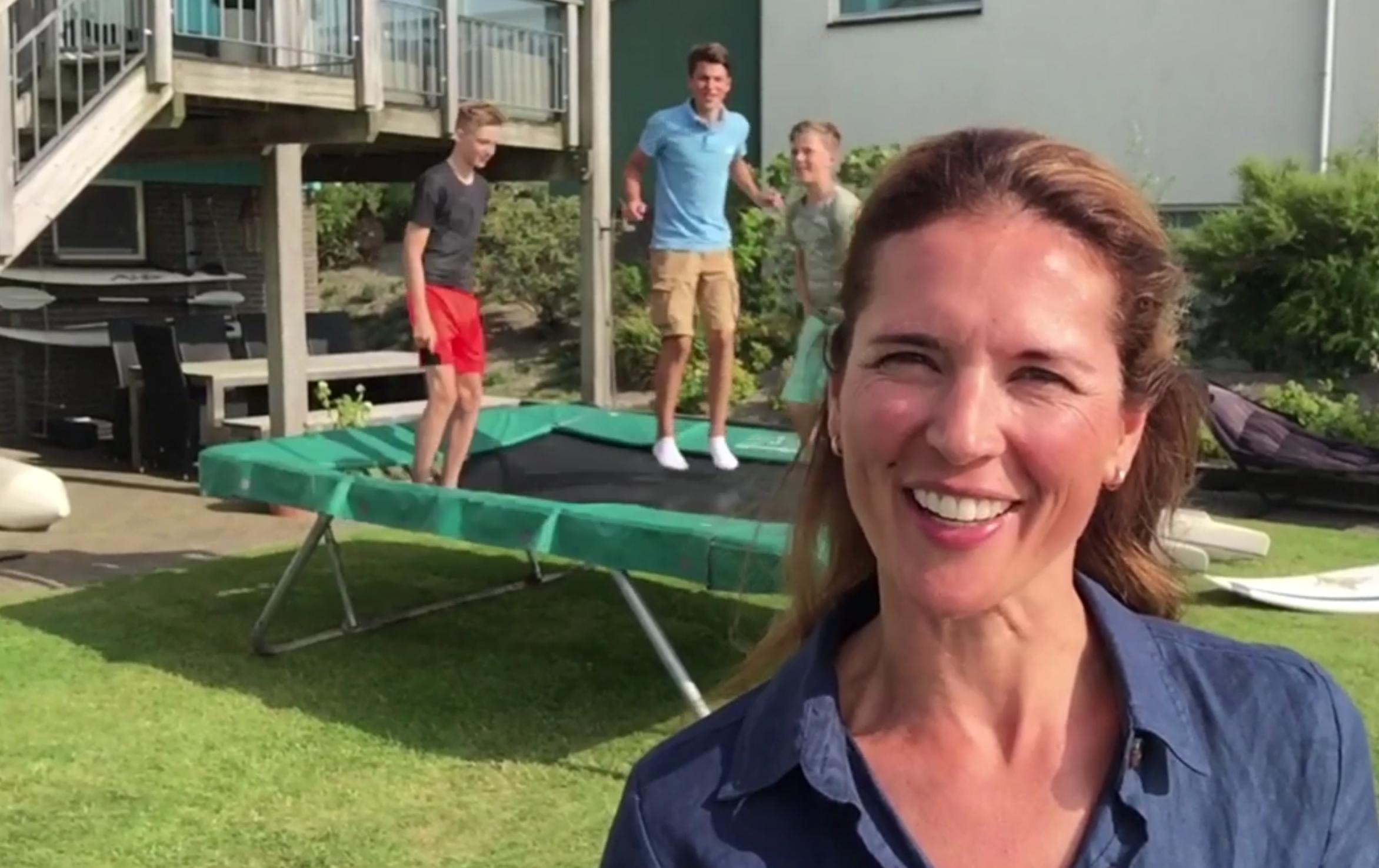 Gezinsvlogger Christien: Op vakantie met vier zoons naar Makkum?!