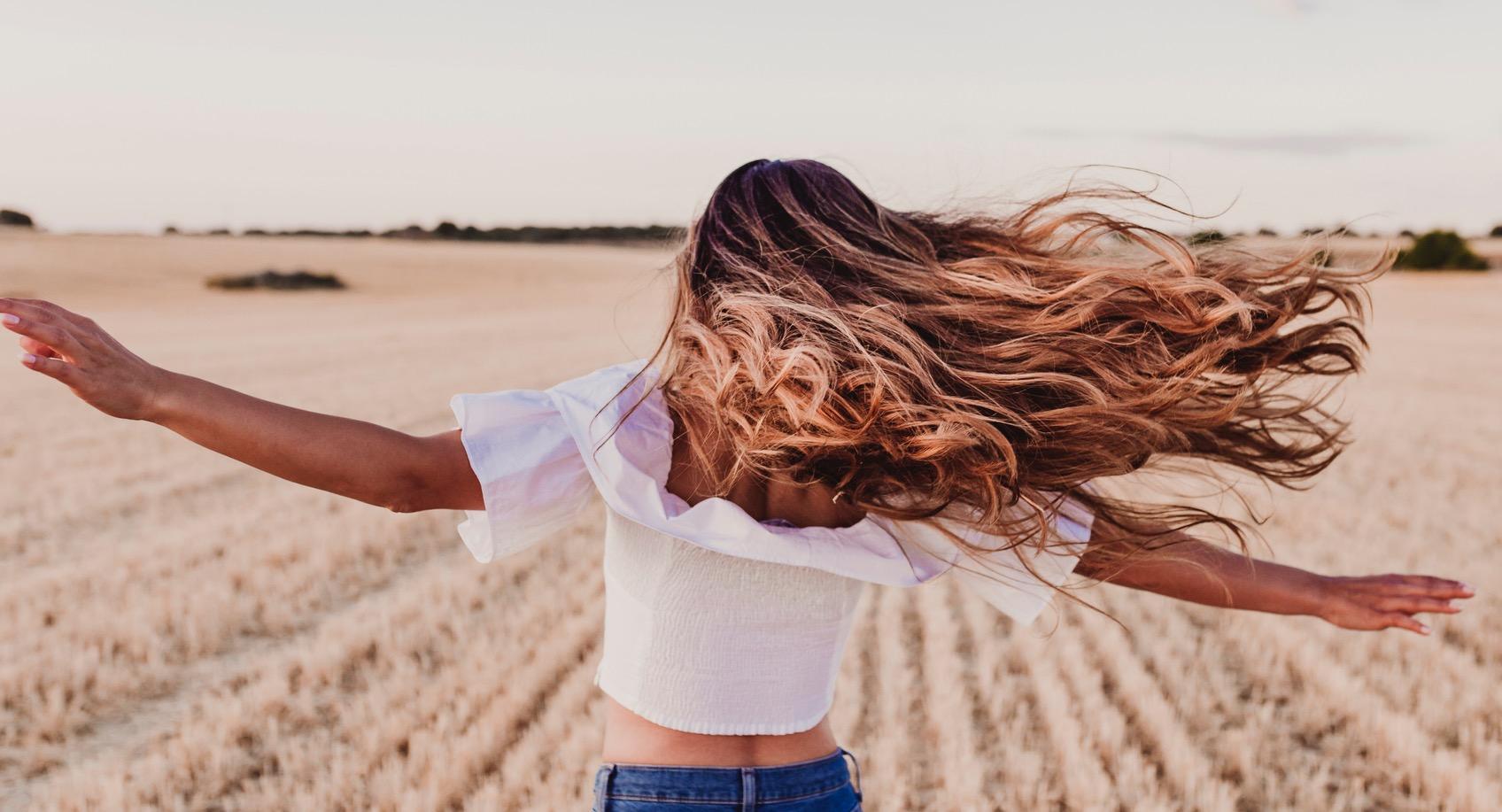 Rijstwater is dé trend voor glanzend (en healthy) haar