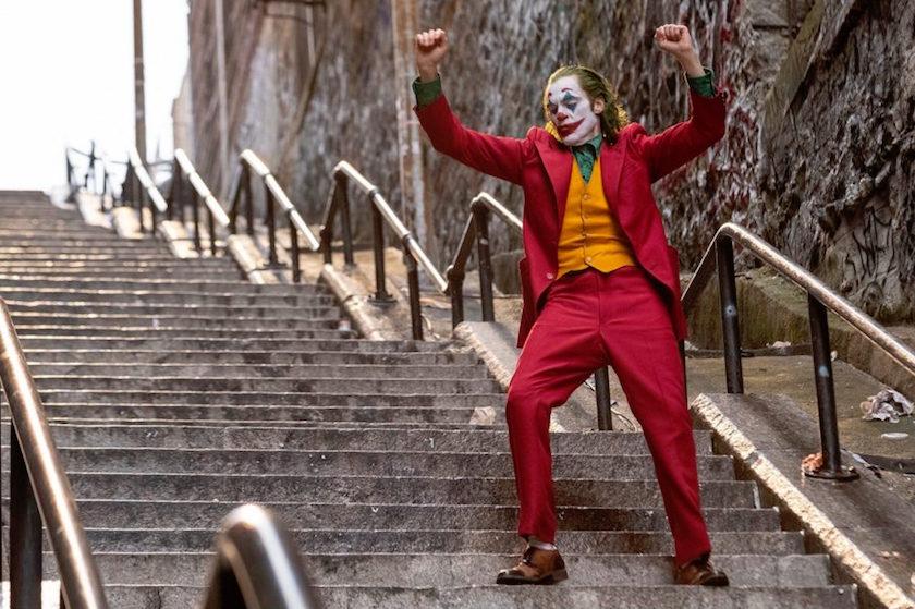 'Joker'-trap overspoeld door poserende filmfans, bewoners zijn het zat