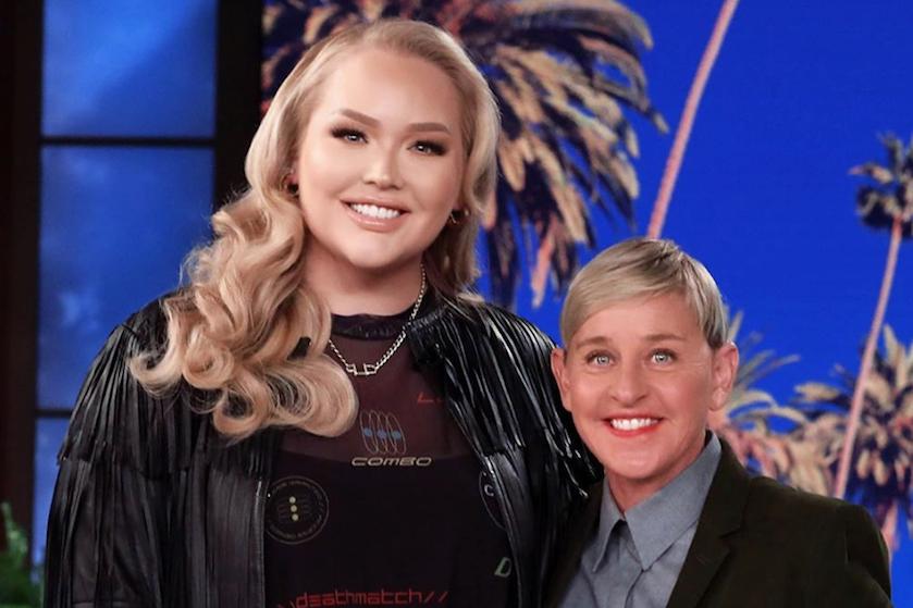 Ellen DeGeneres 'gebroken' door Nikkie de Jager: 'Ze zit er helemaal doorheen'