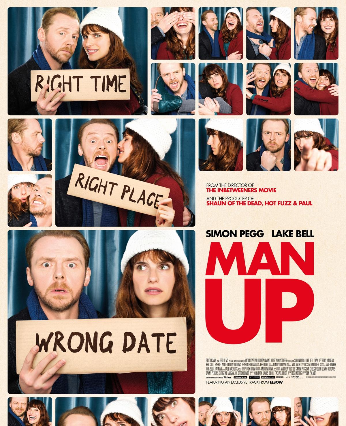 Win bioscoopkaarten voor Man Up