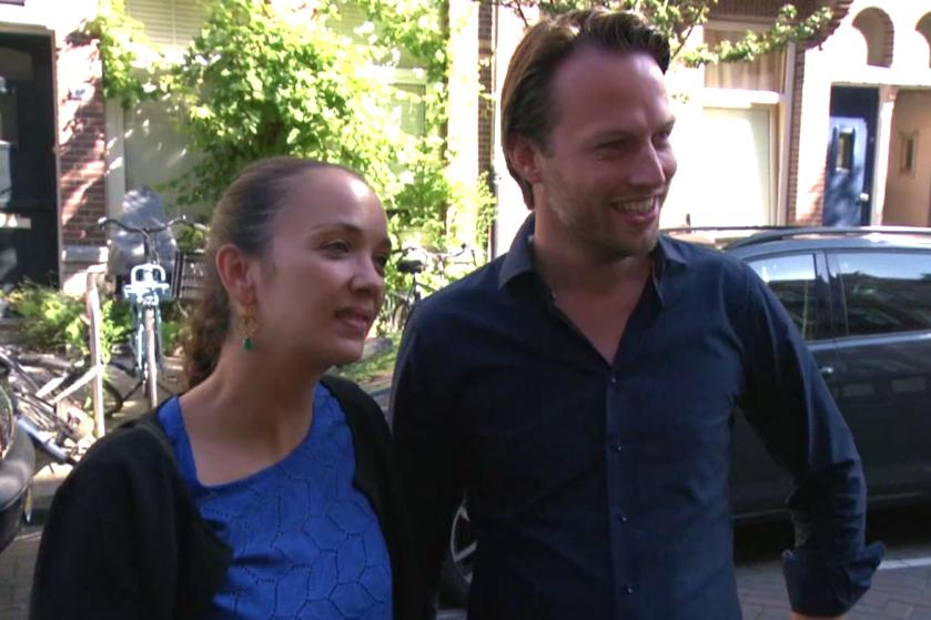 Kijkers 'Voor Hetzelfde Geld' snappen niks van Amsterdams stel: 'In wat voor cocon leven die mensen?'