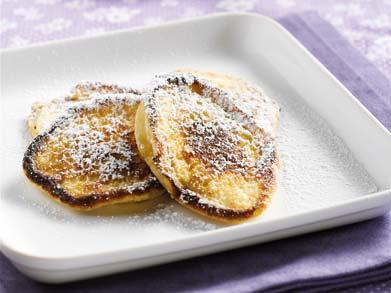 Recept: ricotta pancakes