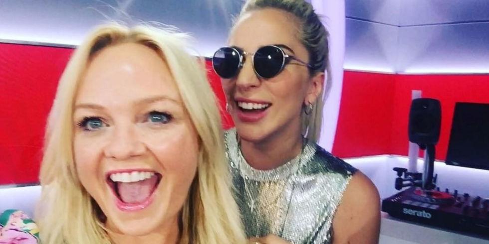 Zien: Lady Gaga en Baby Spice zingen duet!