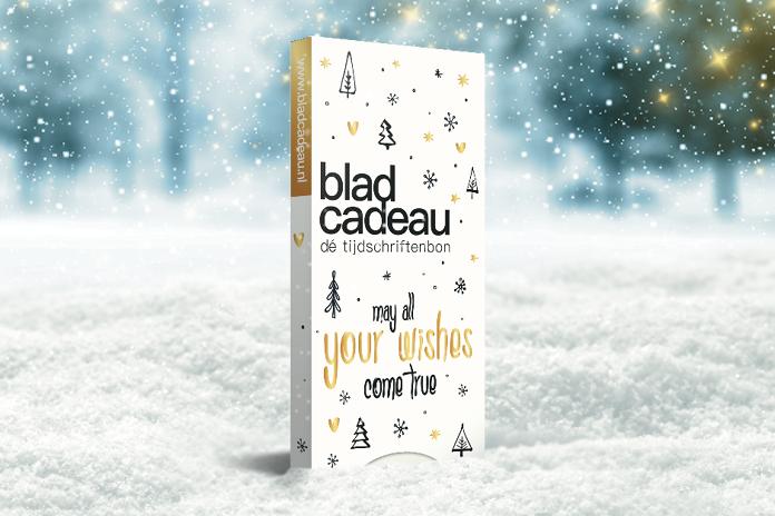 Het ideale cadeau voor de feestdagen: verwen iemand met Bladcadeau