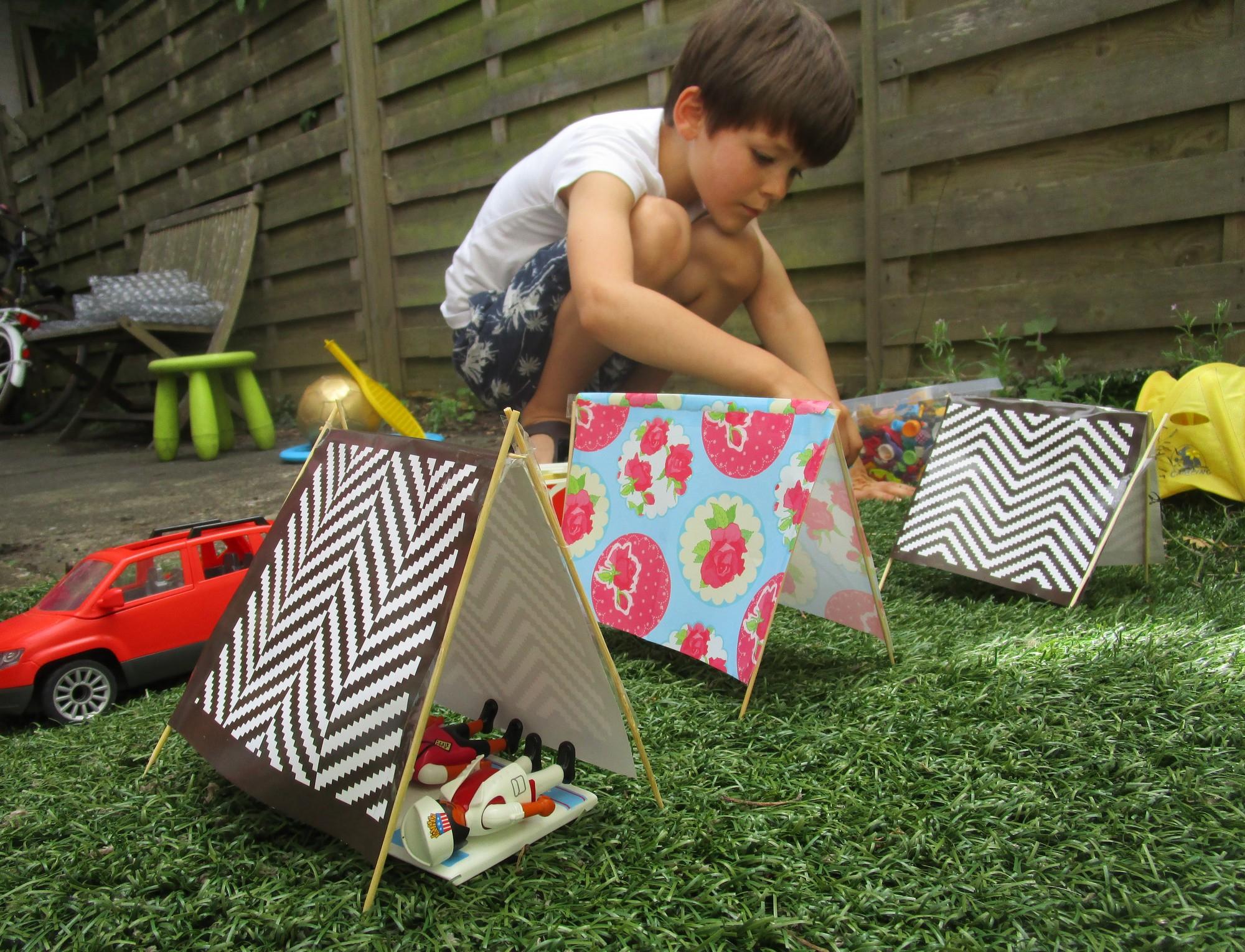Camping Playmobil2