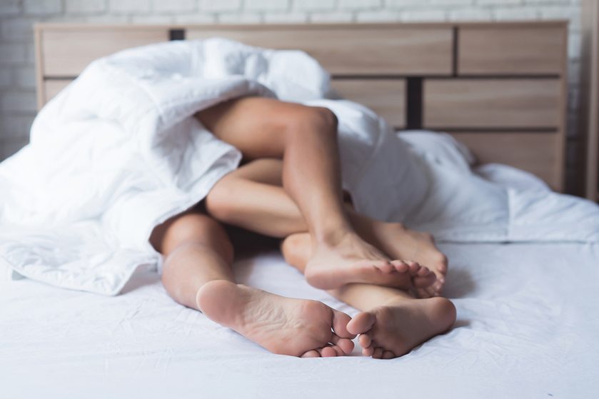 Bedgeheimen: 'Dat gebrek aan ervaring in bed bleek een voordeel te zijn'