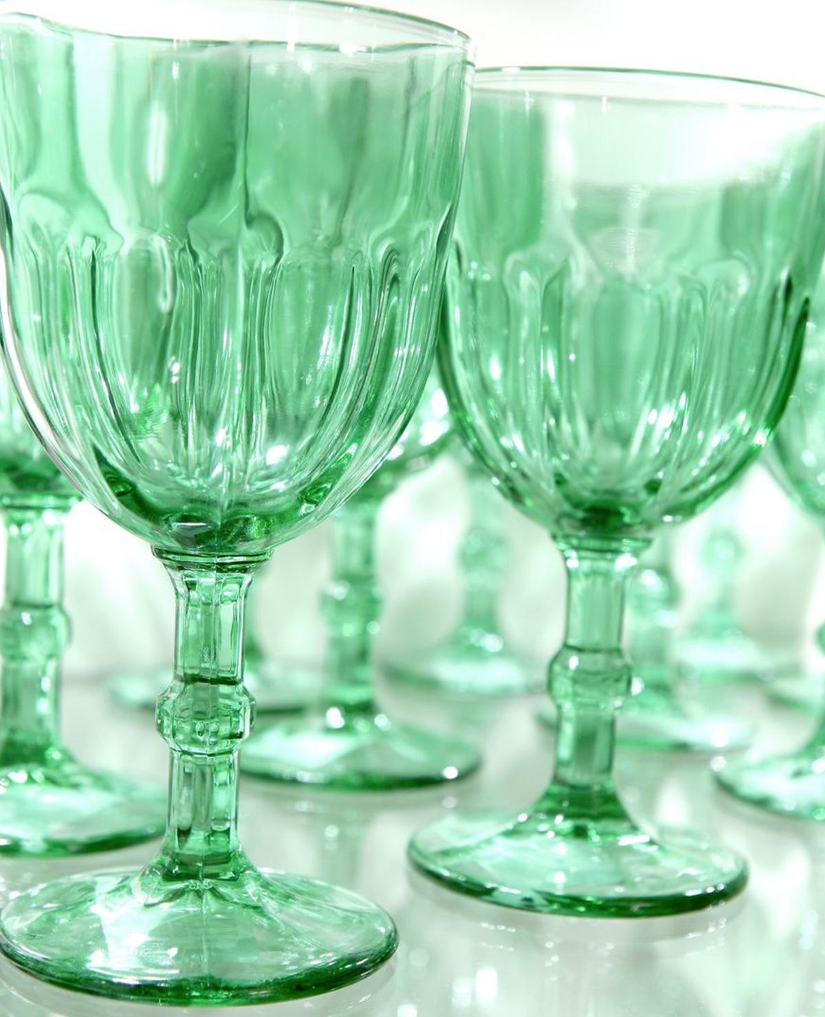 Laat je glazen weer glanzen!